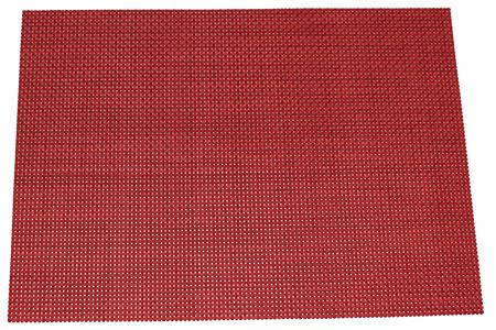 Tischset Vinyl Box Rot Rot Artipics